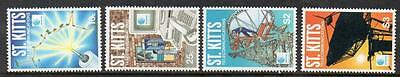 St Kitts MNH 1995 The 10th Anniversary of SKANTEL