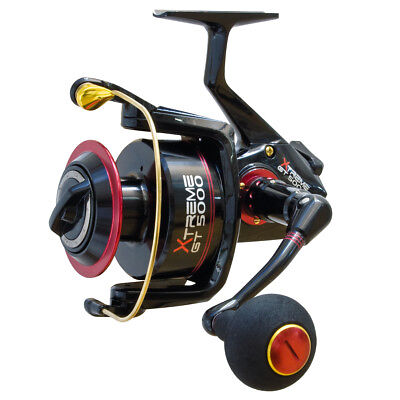 1349881 Mulinello Banax Xtreme GT 5000 6+1 Bb Pesca Spinning RN