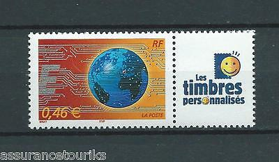 France - Personnalisées - 2002 Yt 3532A - Logo Tp  - Timbre Neuf** Luxe