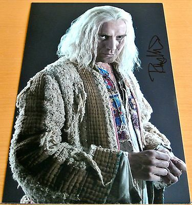 Rhys Ifans Signed Autograph 12X8 Photo Day of Harry Potter Lovegood & COA