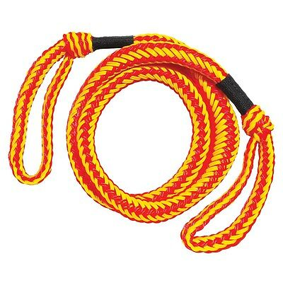 Airhead 3-5 FT Bungee Extension Water Ski Boat Tow Rope For Tube Toy AHTRB-3