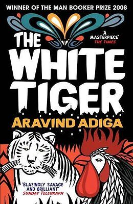 The White Tiger, Adiga, Aravind Paperback Book The Cheap Fast Free Post
