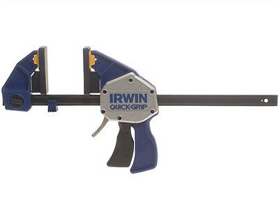 Irwin Quick-Grip Q/GXP12TWIN XP One Handed Clamp 300mm 12in Twin Pack