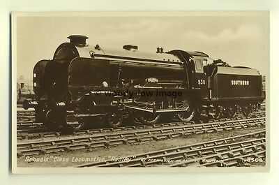 ry406 - Southern Railway Engine no 930 Radley - postcard