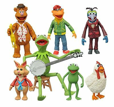 The Muppets Diamond Select Figures – Series 1 and 2