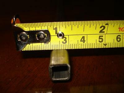 STAINLESS STEEL SQUARE TUBE / BOX 10mm x 10mm - 1500mm LONG