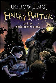 Harry Potter and the Philosopher's Stone New Paperback Book Rowling J.K.