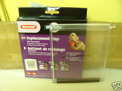 Staywell / Petsafe Spare  Door For 700S 2 Way Flap Small Dog/large Cat  700S