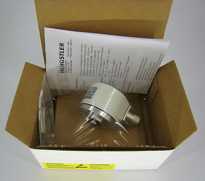 NEW IN BOX Hengstler Incremental Hollow Shaft Rotary Encoder RI 58-F 10000 PPR