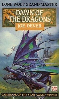 Dawn of the Dragons (Lone Wolf), Dever, Joe Paperback Book The Cheap Fast Free