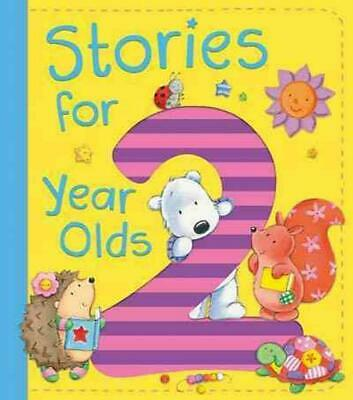 Stories for 2 Year Olds by Ewa Lipniacka (English) Hardcover Book Free Shipping!