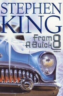 From a Buick 8 by King, Stephen Book The Cheap Fast Free Post
