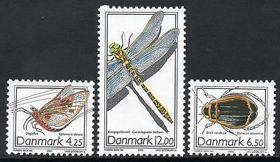 Denmark MNH 2003 Insects