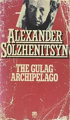 The Gulag Archipelago, 1918-1956 (Part 1) by Alexander Solzhenitsyn Book The