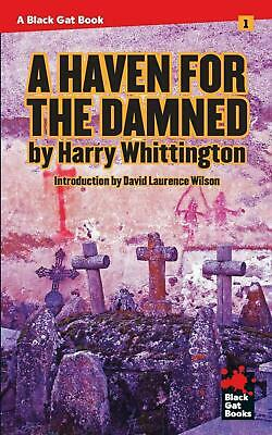 A Haven for the Damned by Harry Whittington Paperback Book (English)