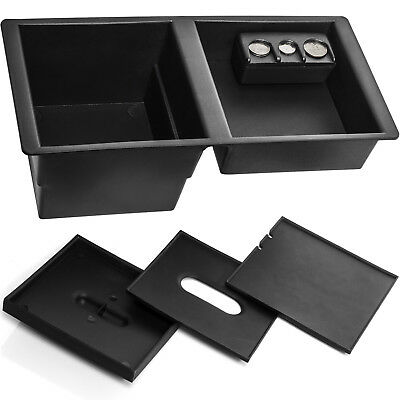 14-17 GM Center Console Organizer for OEM Part 22817343 Front Floor Insert Tray