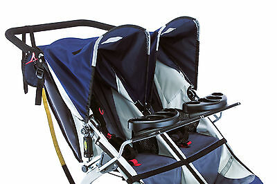 Bob Duallie Universal Car Seat Adapter for 2006 to 2010 Duallie Strollers CS0702