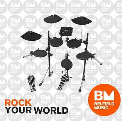 DB Percussion - Digital DrumKit 5 Piece Beginner Electronic Drum Kit DBE-C09KIT