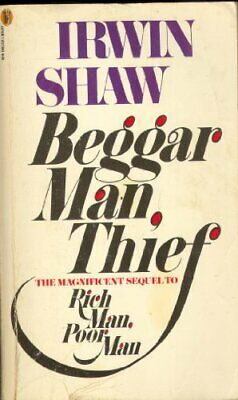 Beggarman, Thief by Shaw, Irwin Paperback Book The Cheap Fast Free Post