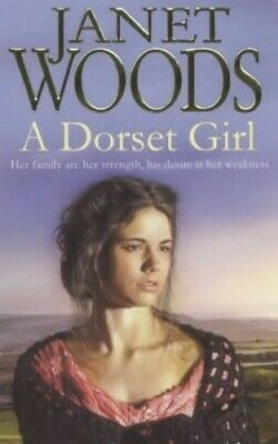 A Dorset Girl by Woods, Janet Paperback Book The Cheap Fast Free Post