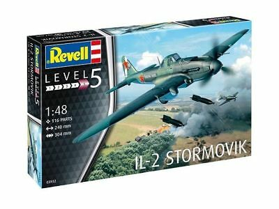 Revell SOWIET IL-2 STORMOVIK 1:48 Revell 03932  X
