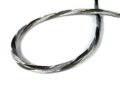 KnuKonceptz Karma Twisted Pair 12 Gauge OFC Speaker Cable Wire 15M AWG 50 Feet