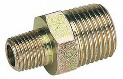 """Draper 25869 1/2"""" Male To 1/4"""" Male Bsp Taper Reducing Union Pack Of 3"""