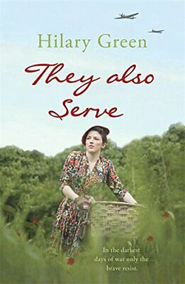 They Also Serve (Follies 2) by Green, Hilary Paperback Book