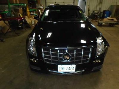 12 Cadillac Cts Chassis Ecm 381755