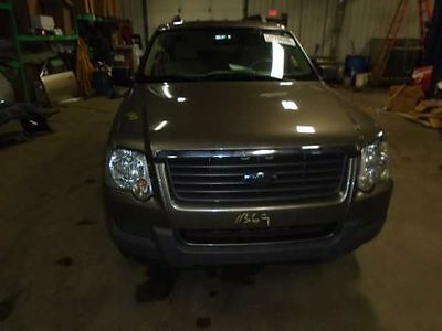 06 07 Ford Explorer Chassis Ecm 387485