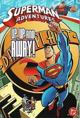 Superman Adventures Vol.1 / 2004 Up, up and away!