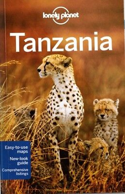 Lonely Planet Tanzania (Travel Guide) (Paperback), Lonely Planet,. 9781742207797