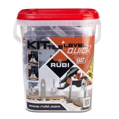 Rubi Tile Level Quick Kit - Tile Levelling System