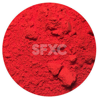 Fluorescent Pigments - Red