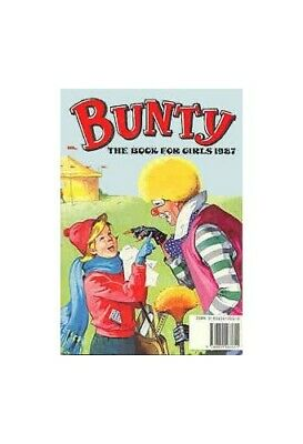 BUNTY THE BOOK FOR GIRLS 1987 (ANNUAL) Book The Cheap Fast Free Post