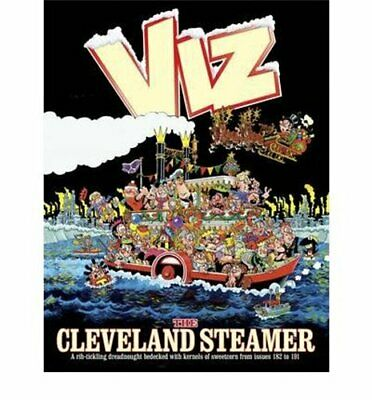 The Cleveland Steamer: Viz Annual 2012 (Annuals 2012) by Viz Book The Cheap Fast