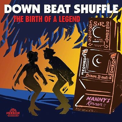 Secret Records - Downbeat Shuffle: The Birth of a Legend