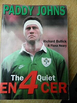 Paddy Johns: The Quiet Enforcer by Fiona Neary Book The Cheap Fast Free Post