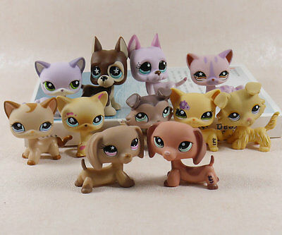 Littlest Pet Shop Lps Figure Cats Dogs Choose One Cute Collection