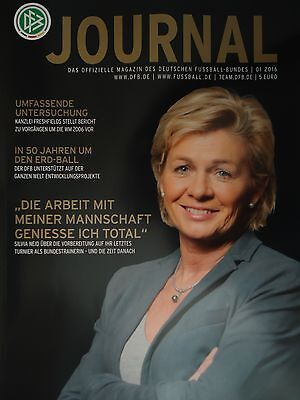 Programm Magazin DFB Journal Nr. 1/2016