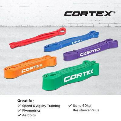 Lifespan Resistance Heavy Duty Bands Yoga Loop Fitness Exercise 5Mm