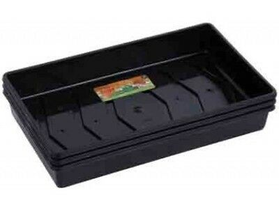 Wham Pack of 3 Seed Trays with drainage holes - 38cm x 23cm x 8.5cm