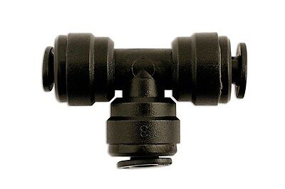 Connect 31039 Push-Fit Tee Union 12.0mm Pk 5