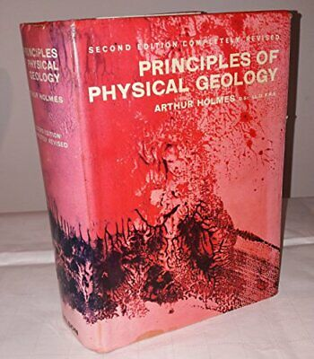 Principles of Physical Geology by Holmes, Arthur Paperback Book The Cheap Fast
