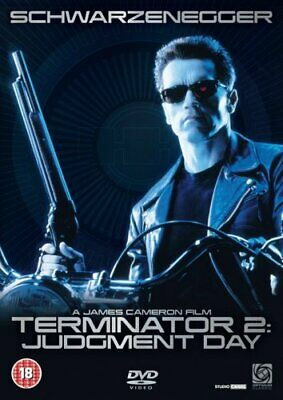 Terminator 2: Judgment Day [DVD] - DVD  6KVG The Cheap Fast Free Post