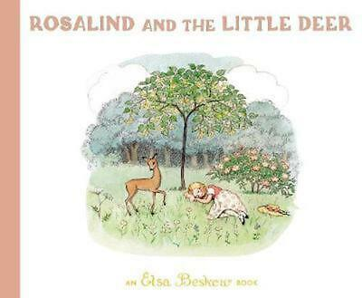 Rosalind and the Little Deer by Elsa Beskow (English) Hardcover Book Free Shippi
