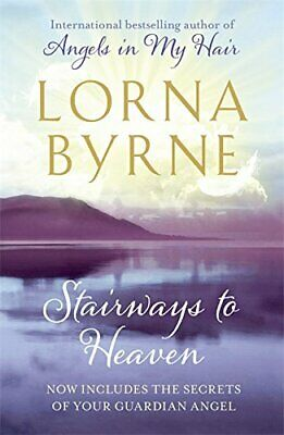 Stairways to Heaven by Byrne, Lorna Book The Cheap Fast Free Post