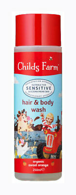 Childs Farm Caked in Mud! Hair And body Wash for Dirty Rascals