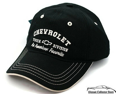 Hat - Chevrolet Truck Division Officially Licensed Ball Cap FREE SHIPPING