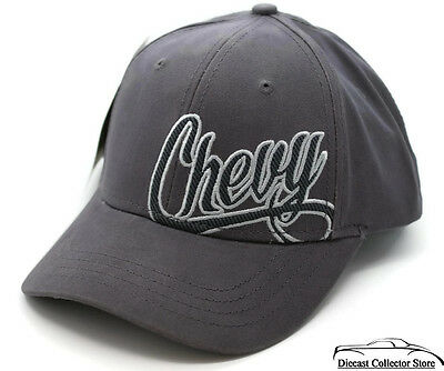 Hat - Chevy Officially Licensed Embroidered Ball Cap Adjustable FREE SHIPPING